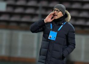 """Grozavu se gândește la play-off după victoria cu Hermannstadt: """"Ne dorim să ajungem acolo"""""""
