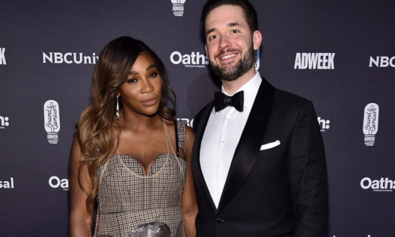 Ce avere are soțul Serenei Williams, Alexis Ohanian, americanul care l-a făcut clovn pe Ion Țiriac