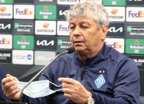 """Mircea Lucescu, după calificarea în optimile Europa League: """"Este o presiune foarte mare la Dinamo Kiev"""""""