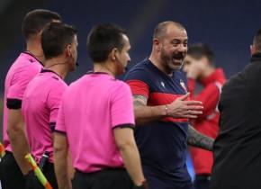 """Nervi la finalul partidei AC Milan - Steaua Roșie Belgrad 1-1. Faza care i-a enervat la culme pe sârbi. """"Dacă marcam?"""""""