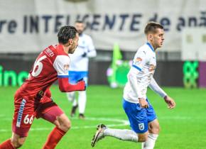 """Universitatea Craiova - FC Botoșani 1-0. Gruparea din Bănie a făcut """"Baiaram"""", iar moldovenii tremură pentru locul de play-off"""