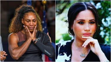 """""""Pur şi simplu nu mai voiam să fiu în viaţă!"""" Cum a reacţionat Serena Williams, după dezvăluirile făcute în lacrimi de Meghan Markle"""