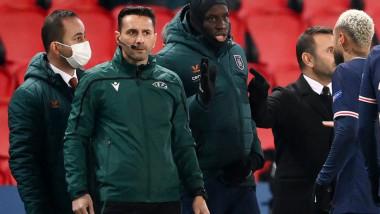 UEFA a anunțat verdictul în cazul acuzației de rasism la adresa lui Sebastian Colțescu