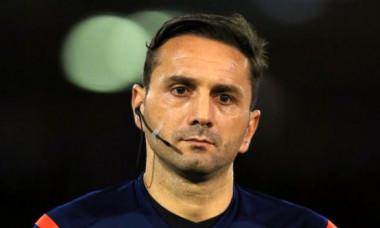 Asta e adevărata lovitură: deși e suspendat de UEFA, Sebastian Colțescu poate arbitra în Liga 1! Care e scăparea românului