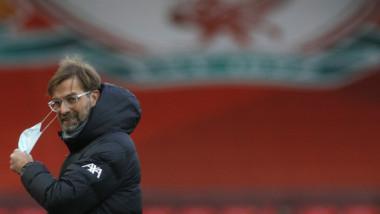 Anunţul zilei în Anglia! Conducerea i-a decis soarta lui Jurgen Klopp, după ruşinea istorică trăită de Liverpool