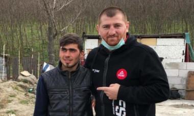 Moroșanu și-a luat țeapa vieții. Pe ce a putut să spargă banii Sergiu, tânărul ajutat de fostul luptător