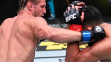 Un luptător din UFC i-a pus la punct pe tâlharii care i-au furat mașina