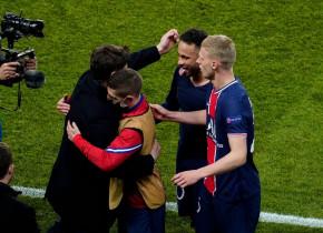 """""""Am eliminat campioana Europei!"""". Reacția lui Neymar, după ce a ratat o mulțime de ocazii contra lui Bayern"""