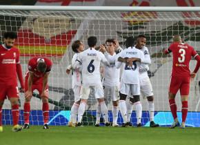 """Liverpool - Real Madrid 0-0. """"Cormoranii"""", ratări pe bandă rulantă. Spaniolii merg în semifinalele Ligii Campionilor"""