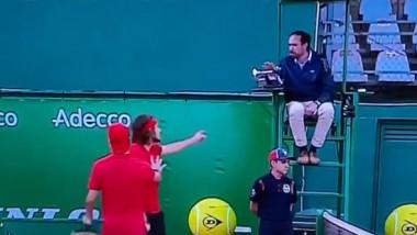 """VIDEO Horia Tecău, martor la circul făcut de Stefanos Tsitsipas și fratele său: """"Ești o rușine!"""""""