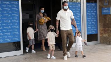 """Condiții """"vitrege"""" pentru Sergio Ramos în izolare: """"Copiii l-au închis în cameră și nu găsim cheia!"""""""
