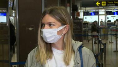 Simona Halep a explicat de ce a ales să nu joace pentru România