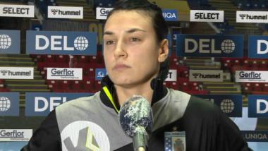 """Cristina Neagu rupe tăcerea: """"Merit fiecare euro din acel salariu!"""" Cât ar câştiga pe lună la CSM Bucureşti"""