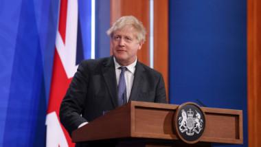 Prima reacţie a lui Boris Johnson, după anunţul care a făcut azi înconjurul lumii
