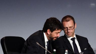 """S-a terminat! Numit """"şarpe şi mincinos"""" de Ceferin, acum anunţă sfârşitul Super Ligii"""
