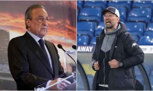 Florentino Perez a aşteptat două săptămâni ca să-i dea replica lui Jurgen Klopp, dar l-a pus la punct în câteva cuvinte