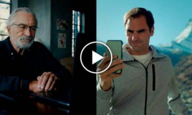 VIDEO România vs. Elveția: cum arată clipul nostru de promovare și cel în care vedete sunt De Niro și Nadal