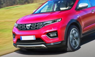 FOTO Surpriză mare de la Dacia: acest model va fi curând pe piață și arată total altfel decât ți-ai imaginat