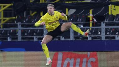 """""""Aşa ceva este inimaginabil!"""" Ce scriu nemţii despre transferul lui Erling Haaland la Bayern Munchen"""