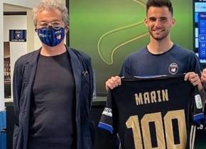 Marius Marin încearcă să se compare cu Ștefan Radu și Adi Mutu! Motivul pentru care a fost sărbătorit la Pisa