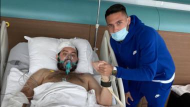 Fost campion cu Dinamo la juniori a murit la 23 de ani, după ce a pierdut lupta cu cancerul cerebral