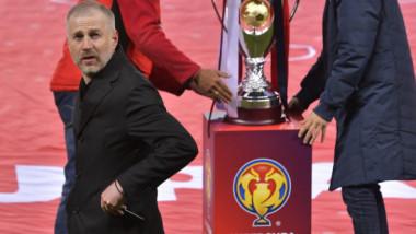 Ce lovitură! CFR Cluj i-a găsit rapid înlocuitor lui Edi Iordănescu