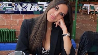 GALERIE FOTO Maria Guardiola a fost surprinsă în club când se săruta cu vedeta lui Tottenham
