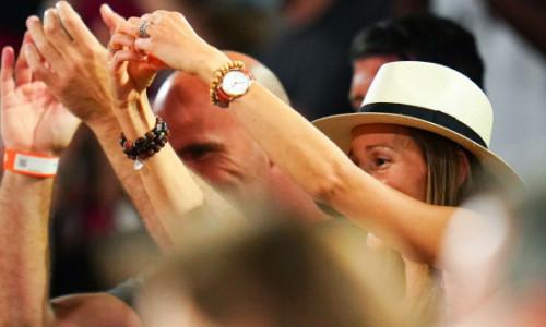 Gestul făcut de Jelena Djokovic după ce soțul ei l-a învins pe Rafael Nadal. Imaginea surprinsă de camerele TV