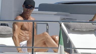 Ronaldo şi povestea unui fizic impecabil: 6 mese pe zi, niciun pic de alcool. Bacalhau a Bras, felul de mâncare preferat
