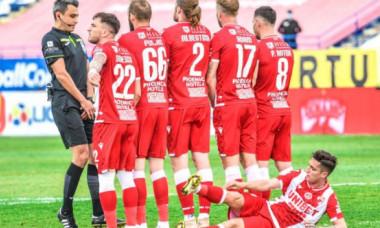 Dinamo, lovitură de play-off! Jucătorul care îi ia locul lui Steliano Filip, deși clubul are interzis la transferuri