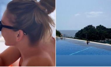 Turiștii cazați în hotelul nou deschis de Simona Halep la Mamaia au rămas surprinşi! Ce condiții le-a oferit sportiva