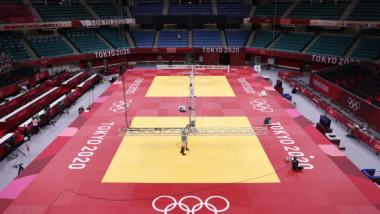 Un judoka a refuzat să concureze la Jocurile Olimpice după ce a aflat naționalitatea adversarului său