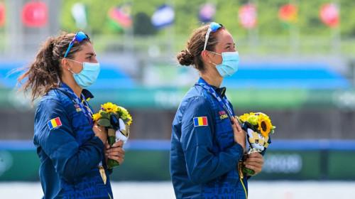 """Ancuţa Bodnar: """"Pe podium am simţit fericire, mândrie, bucurie, recunoştinţă. Parcă nu îmi venea să cred că am medalia"""""""
