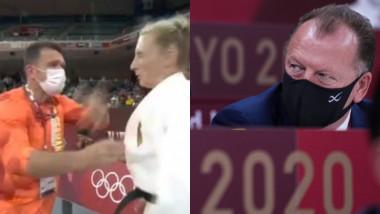 Marius Vizer l-a avertizat pe Claudiu Pușa, antrenorul român care și-a pălmuit eleva la Jocurile Olimpice