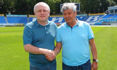 Patronul lui Dinamo Kiev, gest impresionant pentru Mircea Lucescu. Cadoul primit de antrenorul român