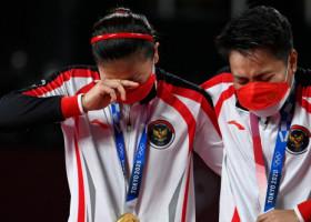 Au luat aurul olimpic la Tokyo și vor primi cinci vaci sau cafea pentru toată viața! Ce sumă de bani vor încasa