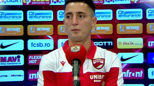 """Steliano Filip, """"supărat"""" pe el după meciul cu Gaz Metan: """"Atât s-a putut"""" + """"Este cel mai greu moment din istorie"""""""