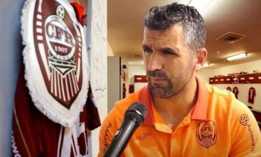 """Emmanuel Culio, confidenţă emoţionantă în vestiarul CFR-ului: """"M-a implorat să vin şi să mă bucur de fotbal!"""""""