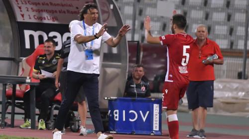 Răsturnare de situație la Dinamo. Ce se întâmplă cu Dario Bonetti