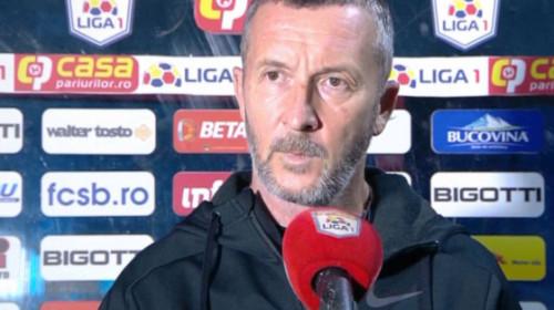 """Mihai Stoica, impresionant de discursul unui jucător din Liga 1: """"Ne face de râs pe bună dreptate!"""""""