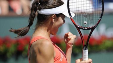 Ana Ivanovic, emoționată înaintea finalei de la Indian Wells. Ce mesaj a postat și cum arată la 5 ani de la retragere