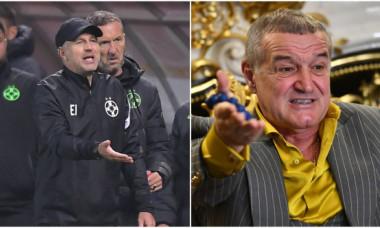 Edi Iordănescu pleacă de la FCSB, după ce l-a enervat Gigi Becali