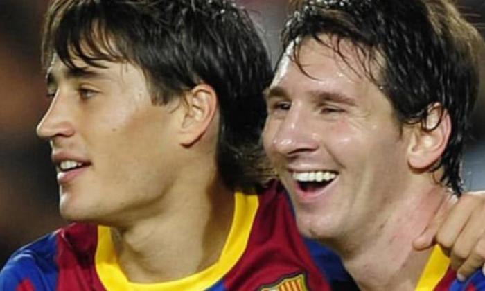 Unde a ajuns să joace vărul celebru al lui Messi. Cei doi au evoluat împreună la Barcelona