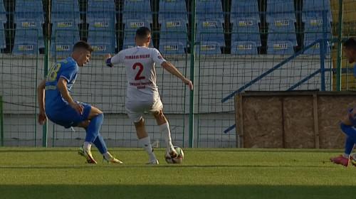 FC Buzău – Unirea Slobozia 1-1. Remiză frumoasă în singurul meci al zilei din Liga 2