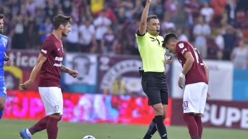 A fost desemnat arbitrul derby-ului Dinamo - Rapid