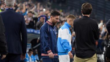 """Probleme în """"paradis"""": Lionel Messi, """"izolat și tăcut"""" la Paris"""