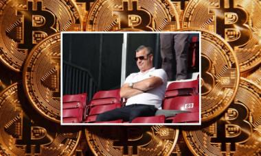 Neluțu Varga s-a împrumutat o avere în bitcoin! Patronul CFR nu poate achita suma! Ce a pus gaj! Acuzații de cămătărie