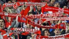 5.000 de dinamoviști la Giurgiu! Roș-albii nu concep să rateze play-off-ul