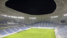 Tricolorii, aşteptaţi de un stadion plin la Craiova
