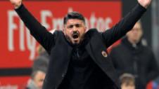 Gattuso lovește din nou. Antrenorul Milanului a oferit declarația săptămânii